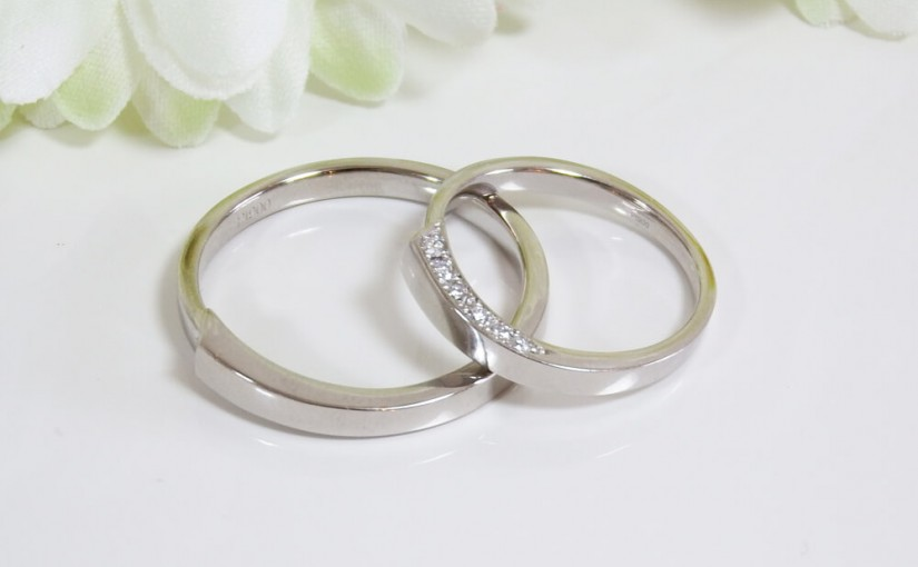 オーダー結婚指輪