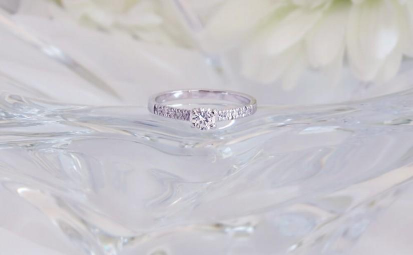 婚約指輪のデザインサンプルをアップしました
